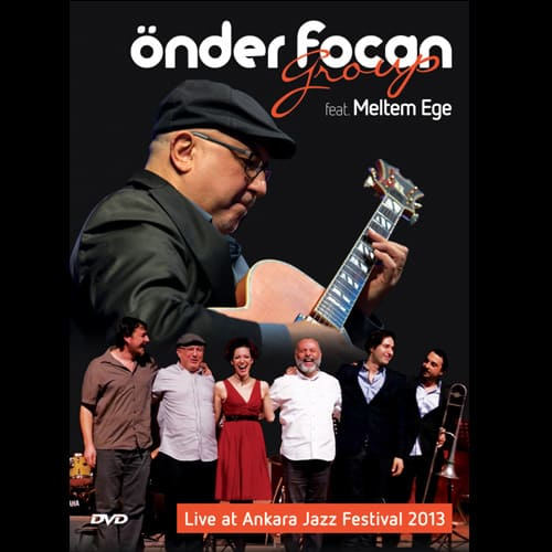 Live At Ankara Jazz Festival 2013 (DVD)